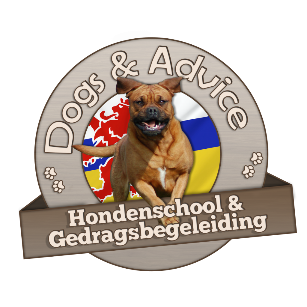 Dogs and advice - Logo